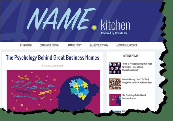 Name.kitchen