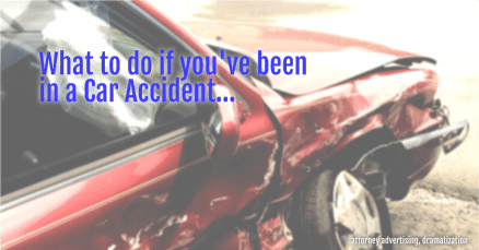 car accident what should you do
