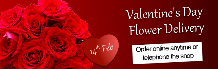 Valentines Day Flowers By Grahams The Florist In Hull