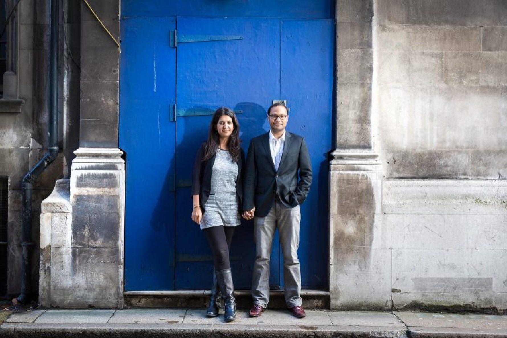 London engagement photoshoot