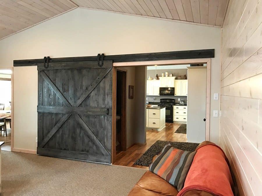 Sliding Barn Door Header