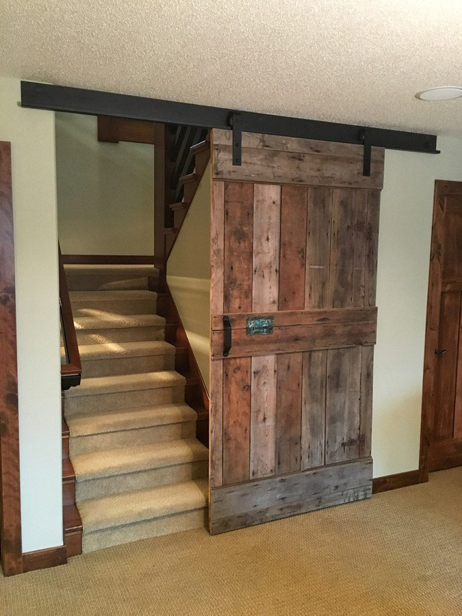 ... This Old House. Barn Door Construction How To Build Sliding Barn Doors  Door Print Interior Barn Doors Custom Barn Doors Near Dallas Plano Frisco  Center ...