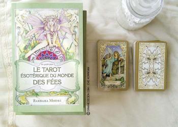 Le Tarot Ésotérique du Monde des Fées de Linda Ravenscroft - Review et présentation de Tarots divinatoires - Graine d'Eden - Développement personnel, spiritualité, guidance, oracles et tarots divinatoires