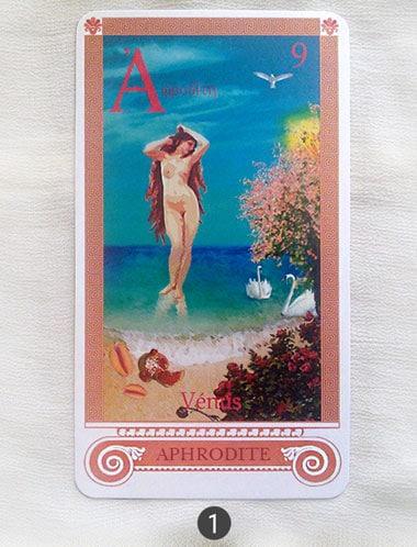 29 aout au 4 septembre - Votre guidance spéciale Rentrée avec Les cartes de l'Oracle de L'Olympe de Emilie Porte - Graine d'Eden Tarots et Oracles divinatoires