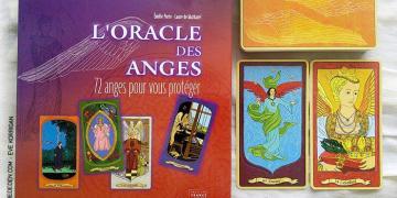L'Oracle des Anges de Emilie Porte