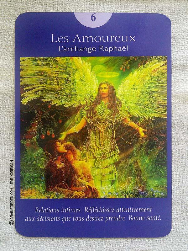 Review Le Grand Livre Du Tarot Des Anges De Doreen Virtue
