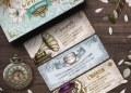 Le Petit Oracle Victorien Eve Korrigan review - Graine d'Eden Développement personnel, spiritualité, tarots et oracles divinatoires, Bibliothèques des Oracles, avis, présentation, review tarot oracle , revue tarot oracle