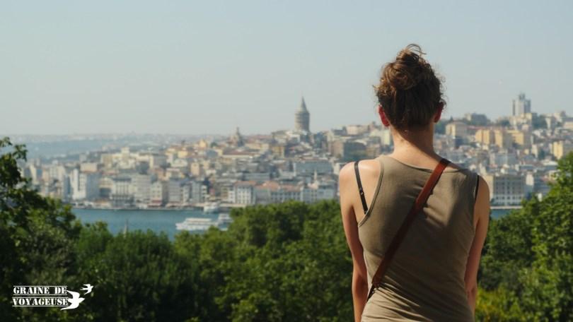 Bosphore Tour Galata Topkapi Istanbul