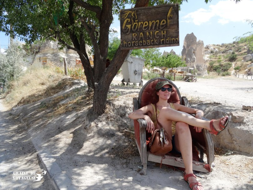 goreme cappadoce ranch