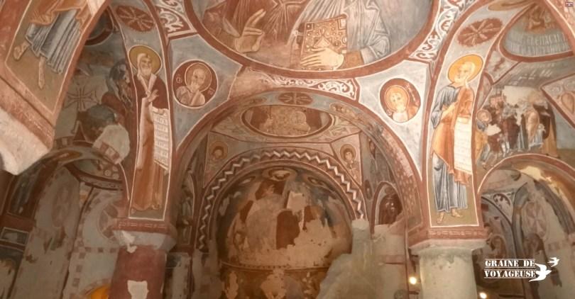 fresque cappadoce