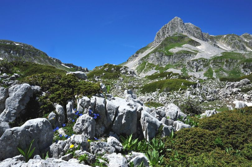 Monte Meta Parco Abruzzo