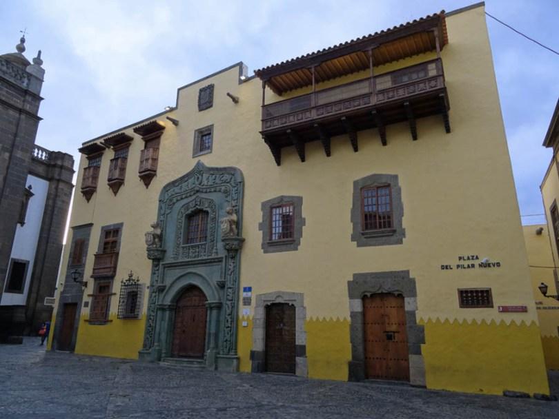 Quartier Vegueta - Gran Canaria