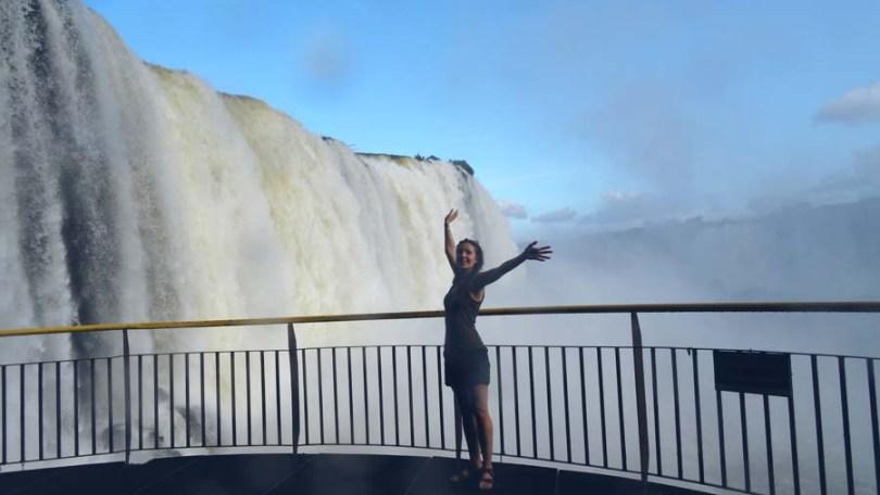 chutes Iguacu Bresil