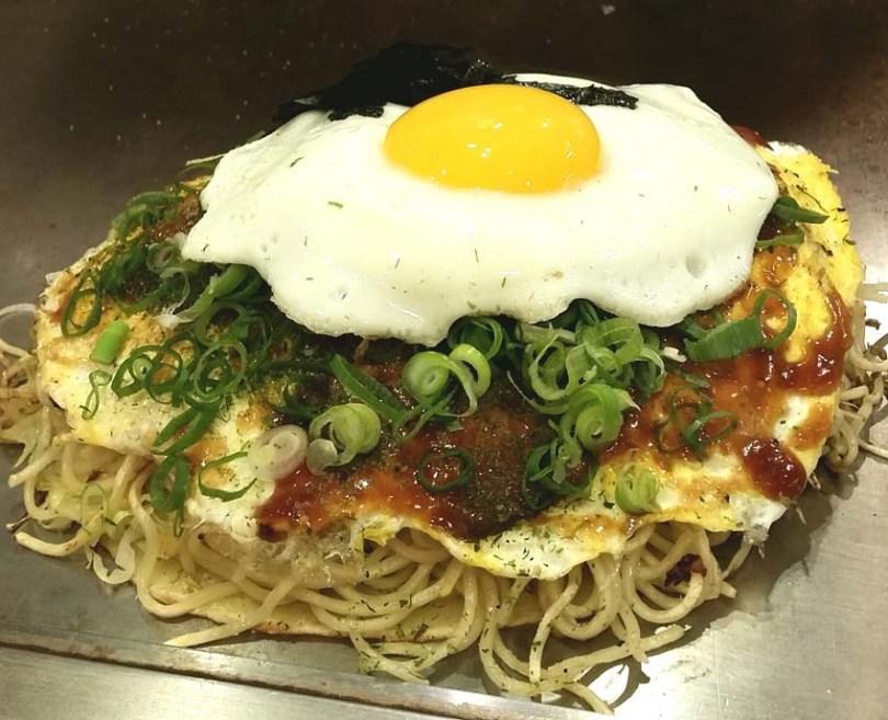 Plats préférés des voyageurs - Omelette japonaise