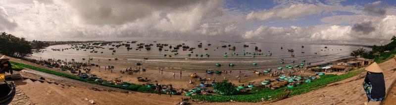 Village de pêcheurs de Mui Ne