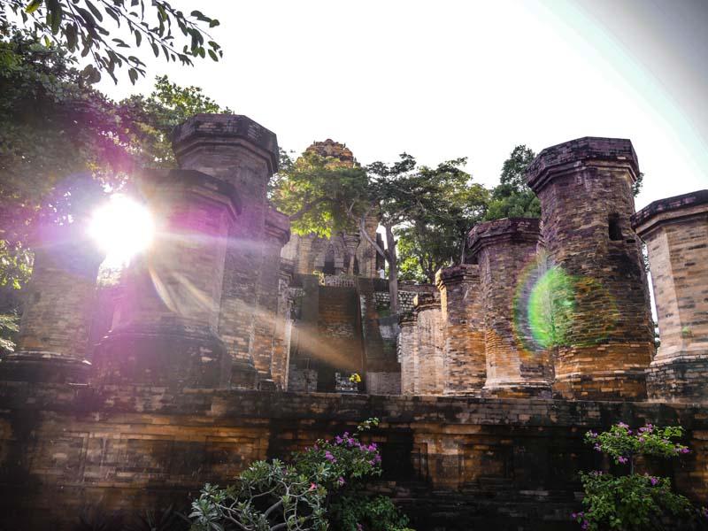 Le temple Po Nagar de Nha Trang