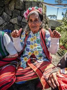 Portrait ethnie Baguio Philippines