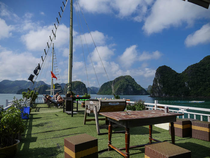Choosing an agency in Halong Bay