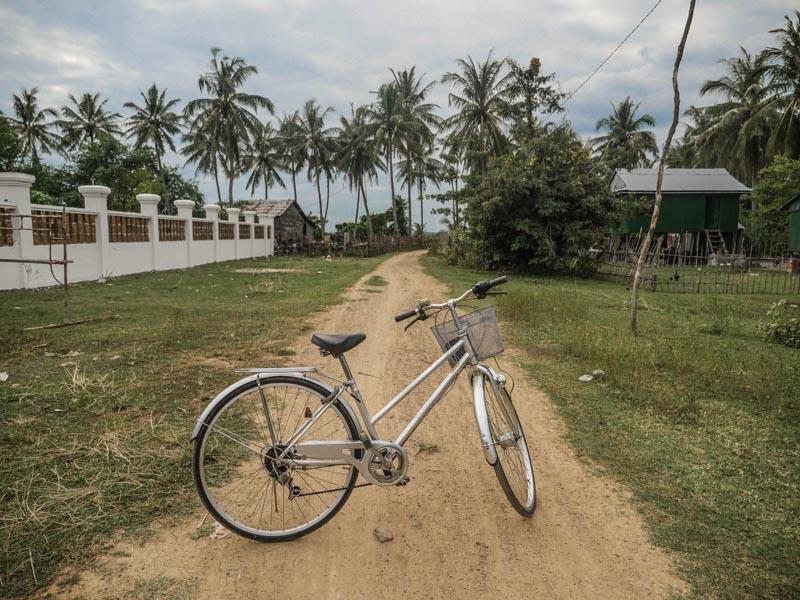vélo Kampot