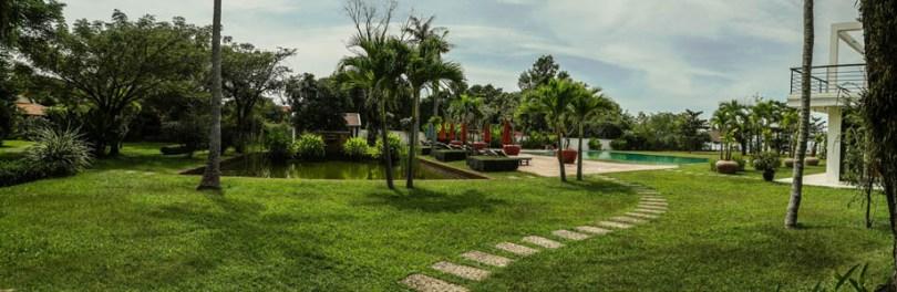 Où loger à Kep Samanea