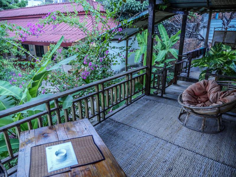 Sihanoukville Chochi garden