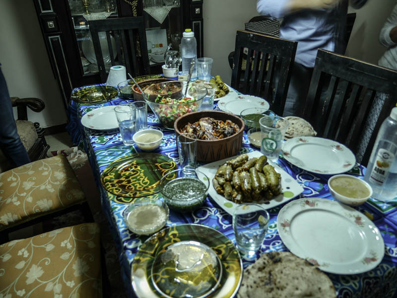 cuisine Egypte
