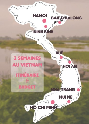 2 weeks in Vietnam: itinerary and budget