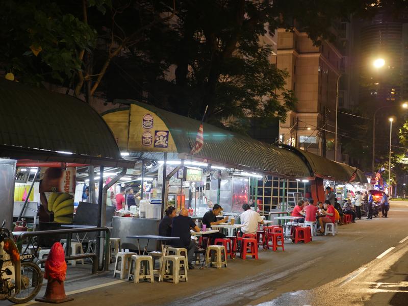 mamaks Kuala Lumpur