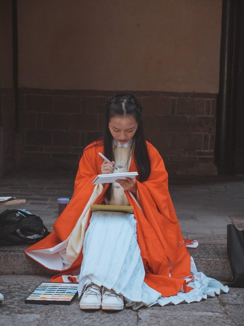 village tuanshan yunnan