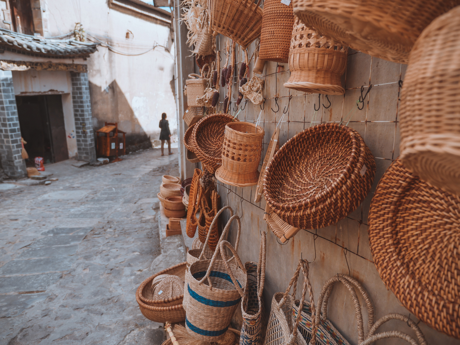tuanshan crafts wicker