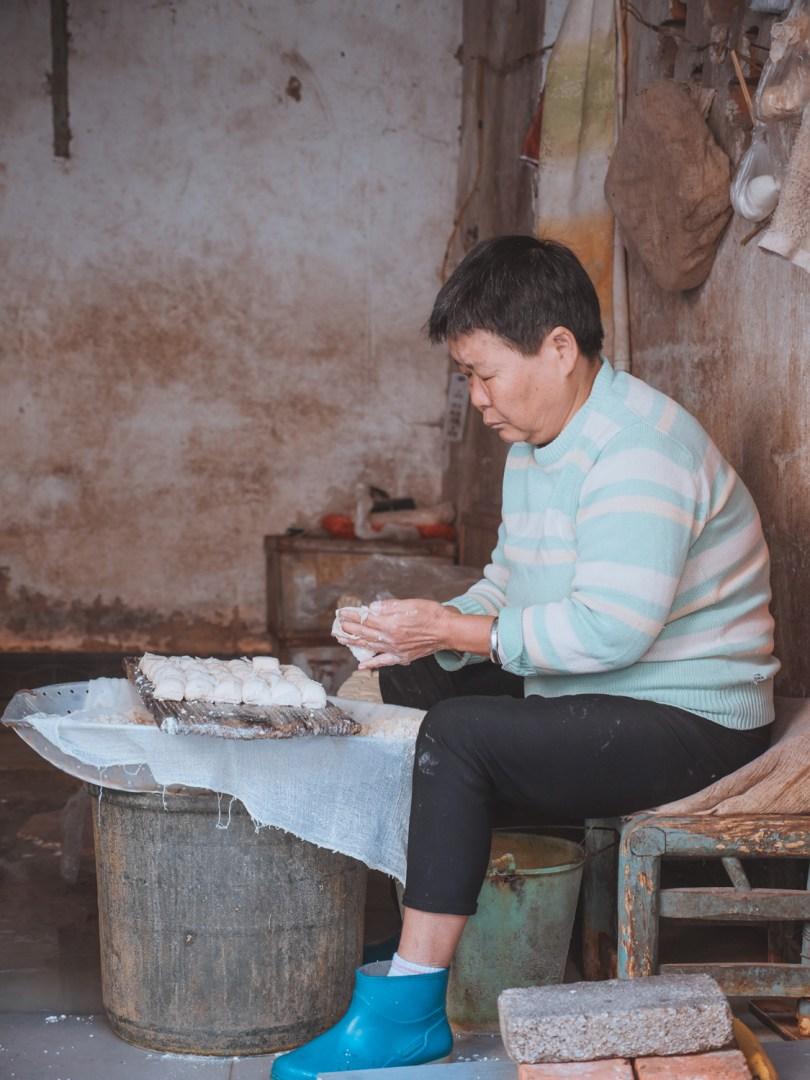 tofu Jianshui Yunnan