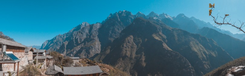 Tiger Leaping Gorge Yunnan China