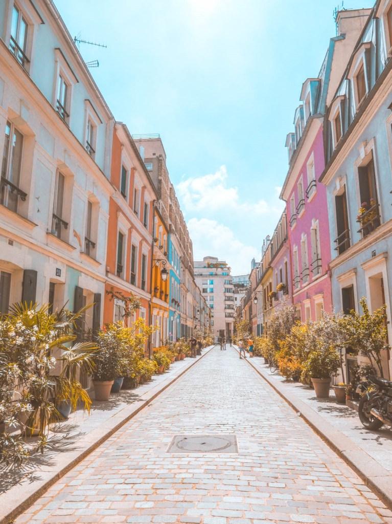 Paris en 3 jours Rue Crémieux