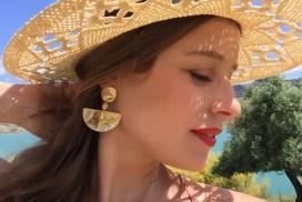 Boucles d'oreille Dolita