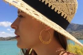 Boucles d'oreilles Andalou 5
