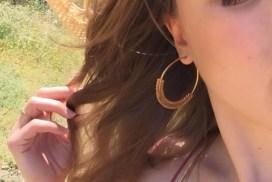 Boucles d'oreilles Andalou 9