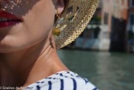 Boucles d'oreilles Bocca 12
