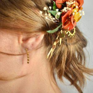 Boucles d'oreilles Lonali
