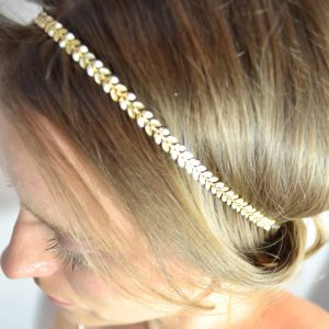 Headband Epipop bicolore
