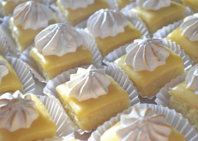Easy Lemon Squares With Amstel Radler