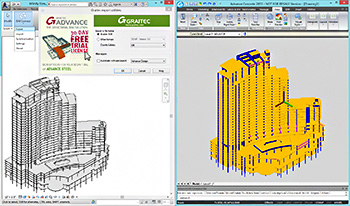 GRAITEC BIM Connect available on Autodesk Exchange for Autodesk Revit