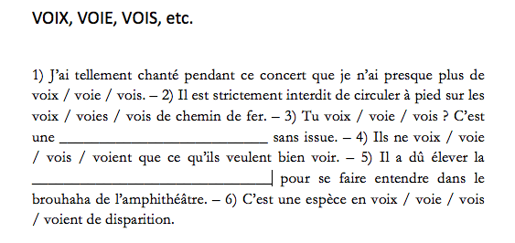 Extrait Cahier d'Exercices Gramemo