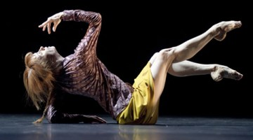 Sylvie Guillem evening at Sadler's Wells – Hope for Japan