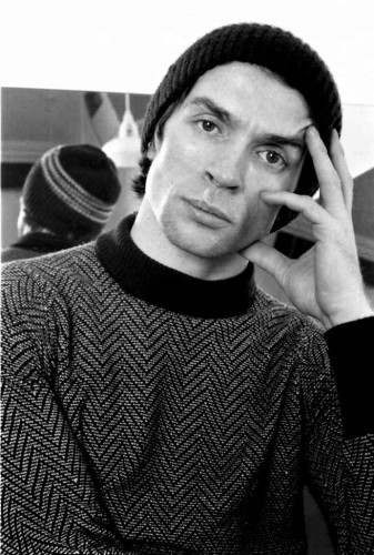 Rudolph Nureyev by Allan Warren