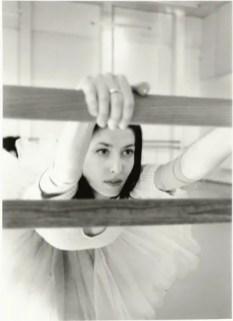 Mara Galeazzi in the studio