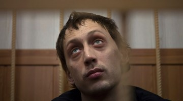 Acid attacker's partner was ex-girlfriend of Bolshoi director Sergei Filin?