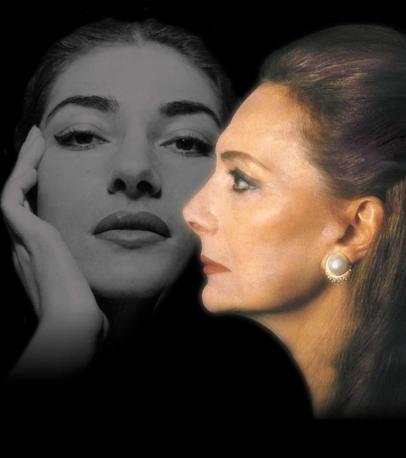 Rossella Falk as Maria Callas