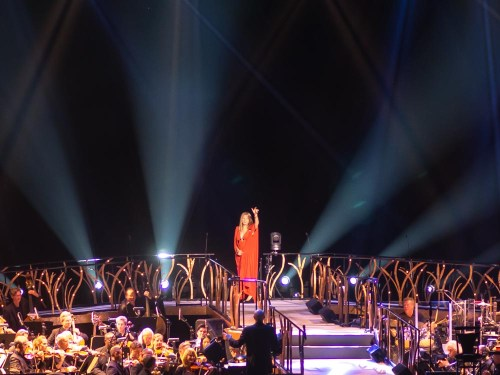 Barbra Streisand Berlin 2013