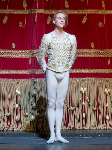 David Hallberg at La Scala