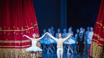 Natalia Osipova and Claudio Coviello début in Nureyev's Swan Lake